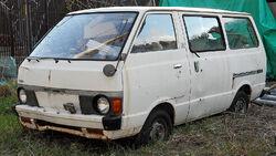 Nissan Sunny Vanette 101