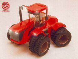 Vassalli 4WD prototype - 2005