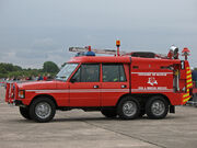 YAM Range Rover Airport Crash Tender - Elvington - BB