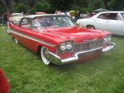 1958 Plymouth Belvedere 4door Hardtop