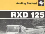 Aveling-Barford RXD 125
