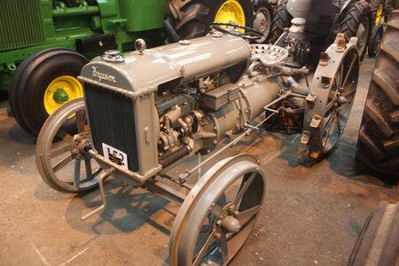Ferguson-Brown No. 921 | Tractor & Construction Plant Wiki | FANDOM ...
