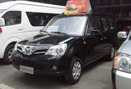 Foton Midi LWB facelift China 2014-04-16