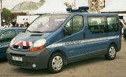 Fourgon Gendarmerie 501585 fh000020