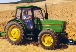JD 2800 MFWD (Zetor)