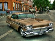 Oldsmobile eighty-eight 1958
