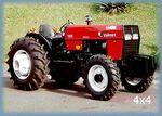 Valmet 785 MFWD (red) - 1998