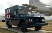 1963 Power Wagon ambulance