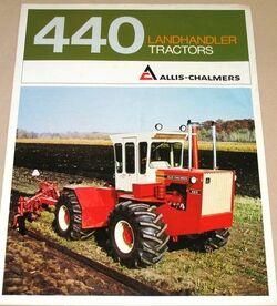 AC 440 4WD brochure