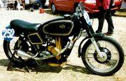 AJS 7R 350 cc Racer 1948
