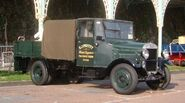 A 1930s Thornycroft Handy preserved and restored