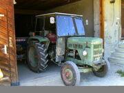 Bührer Standard tractor