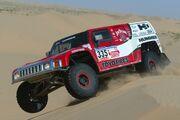 Dakar 2006 Hummer Gordon