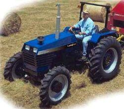 Long LongTrac 2460 MFWD-2001