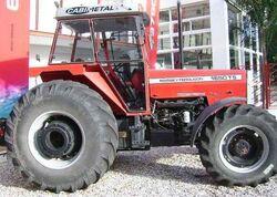 MF 1650 TS MFWD - 2001
