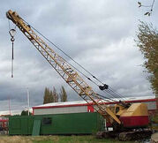 Priestman Crawlercrane