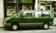 Renault Espace First Iteration Blois 1984