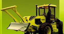TMZ Zanello 540M forestry 4WD - 2013