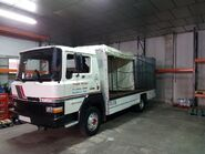 1990s EBRO L80 Turbo Lorry