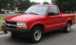 98-04 Chevrolet S-10