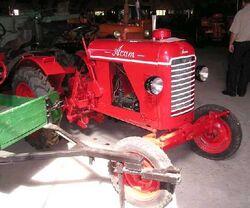 Acam tractor