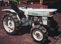Bolens G194 MFWD (Iseki) - 1979