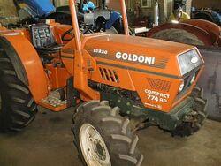 Goldoni Compact 774 AD MFWD - 1996