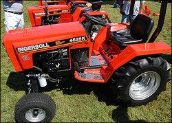 Ingersoll 4525K prototype