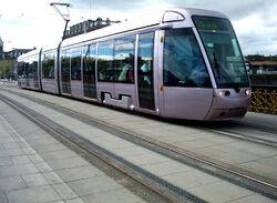 Ireland - Dublin - Tram