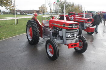 Massey Ferguson 130 - NUD 106 at Newark VS 08 - IMG 3430