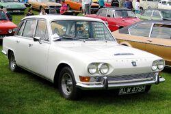 Triumph 2.5 PI Mk I 2498cc first registered August 1969