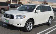 08 Toyota Highlander Limited