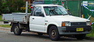 1990-1996 Ford Courier (PC) cab chassis 02