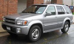1997-2000 Infiniti QX4