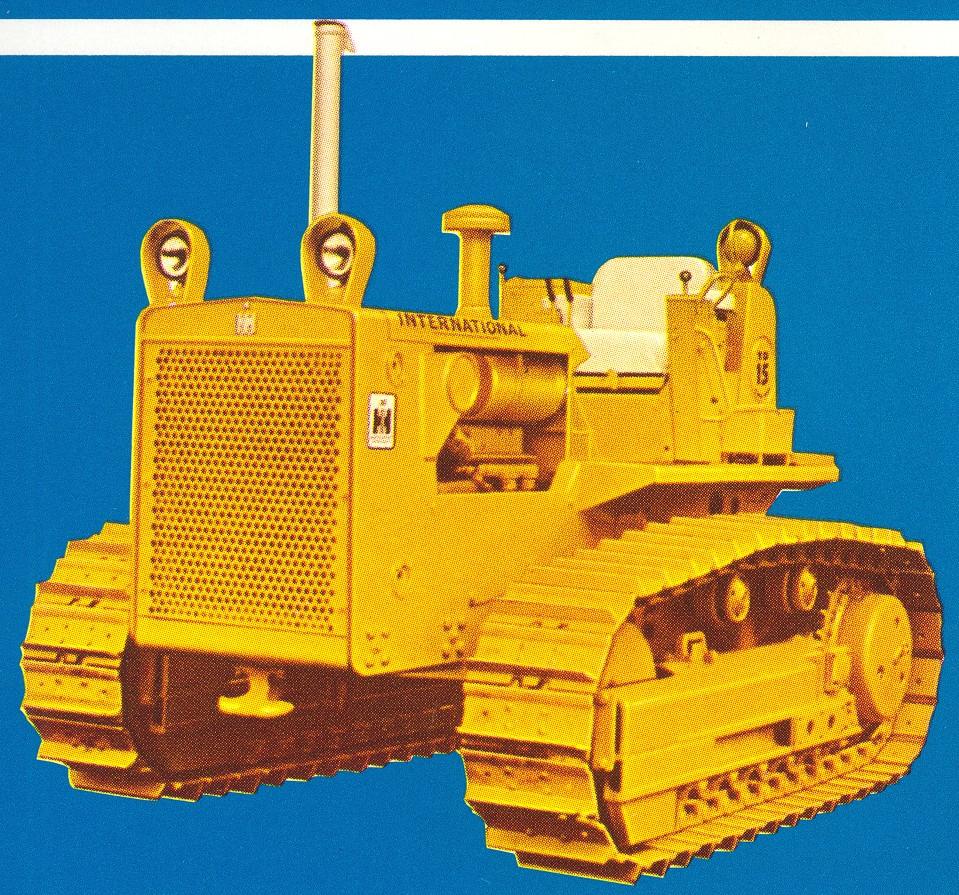 International Td 15b Tractor Construction Plant Wiki Fandom Case Ih 856 Wiring Diagram 1967