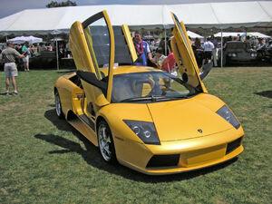 Lamborghini Murciélago Concours