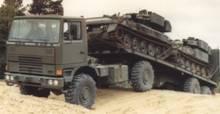 Multidrive Tank Transporter