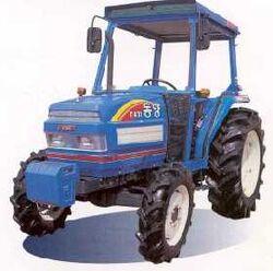 Tong Yang T431 MFWD (blue)