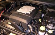 2006 Land Rover Range Rover Sport engine