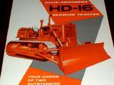 Allis-Chalmers HD-16 Series B crawler