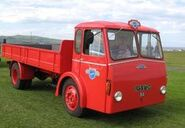 A 1960s Rowe Hillmaster Cargolorry Diesel 4X2 preserved