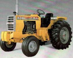 CBT 8240 w o cab