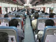 Janshatabdi train kerala india
