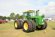John Deere 7020 - XFW ???? at Lincoln 11 - IMG 0754