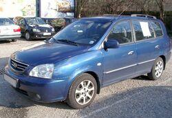 Kia Carens front 20070325