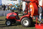 Mitsubish MT200HD tractor with topper at LAMMA 2012 - IMG 3895