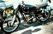 AJS 7R 350 cc Racer 1950