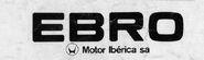 EBRO MI SA Original Emblem