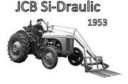 JCB Si-draulic loader - A11