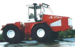 Kirovets K-734 4WD